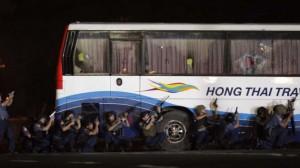 Bus Hostage Philippines